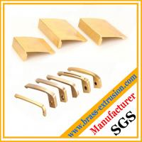 OEM factory copper alloy pen clip brass extrusion profiles