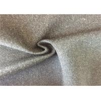 Buy cheap Modern Designer Wool Blend Coat Fabric , Wool Blanketing Fabric 600g/M from Wholesalers