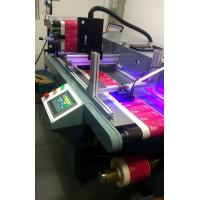 Buy cheap Roll To Roll Industrial UV QR Code Printing Machine For Entrance Ticket / Bills from Wholesalers