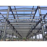 China Cheap Price Garage Steel Frame For  Africa Country Industrail Parks-Workshops on sale