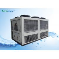 Wholesale 424KW Air Cooled Water Chiller Air Cond Chiller Adjustable Old Water Temp 72.9 CMH from china suppliers