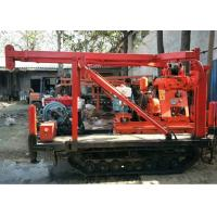 Wholesale Home Rock Core Drilling Machine , Hydraulic Rotary Drilling Rig 15KW Power from china suppliers