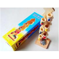 Wholesale Chicken Colorful beads wooden Rack-beads toys from china suppliers