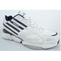 Wholesale SG Running Sports Shoes , White Shoes for Soft Ground Sporting from china suppliers