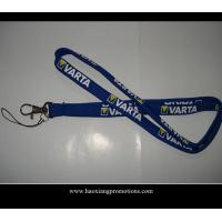 China High quality wine glass holder polyester lanyards order from china factory directly on sale