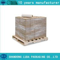 Wholesale 17 Micron Stretch Wrap,Plastic Stretch Film,Black Hand Pallet Shrink Wrap from china suppliers