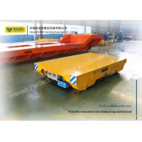 Wholesale Shipyard Automatic Material Handling Vehicles Rail Transfer Bogie Small Deviation from china suppliers