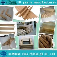 Wholesale MOISTURE RESISTENT BROWN PAPER L PROFILE CORNER BOARDS FOR PALLETS from china suppliers