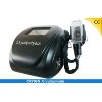 China Cryolipolysis Non Invasive Laser Lipo Machine , Lipo Laser Fat Reduction CRY06S on sale