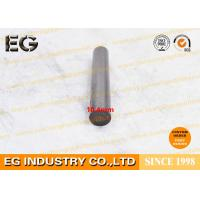 Cylinder Carbon Graphite Rods High Caliber Polished EG-CGR-0024 OEM Accepted