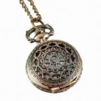 China Antique Pocket Watch, Suitable for Advertisement, Promotion, Gifts, Available in Various Designs on sale