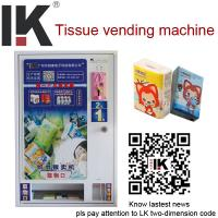 Wholesale LK-A1401 Small tissue vending machine,vending machine for sale from china suppliers