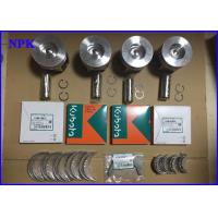 Wholesale Diesel Kubota Engine Parts V2607 Whole Repair Engine Piston Part Kit 1J700-21112 from china suppliers
