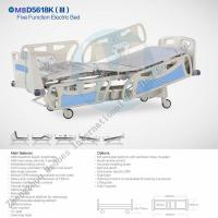 Wholesale Five Function ICU Electric Homecare Flat Bed from china suppliers