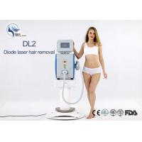Buy cheap Laser Emitter Permanent Diode Laser Hair Removal Machine With 808nm Diode Laser from wholesalers