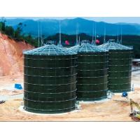 Wholesale Glass Fused To Steel Industrial Water Tanks Enamel Technology Low Consumption from china suppliers