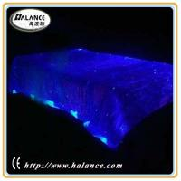 Wholesale optic fiber Luminous sofa cover for lounge from china suppliers