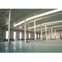 Wholesale Stable Structural Steel Frame Construction Prefabricated Warehouse Buildings from china suppliers