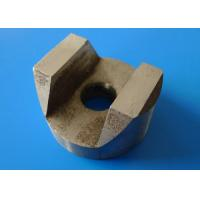 Quality Powerful Holding Cast Alnico Magnet , Alnico 5 Horseshoe Magnets for sale