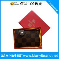 Wholesale Made in china wholesale Colorful leather ,PU credit card holder, credit card bag from china suppliers