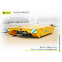 Wholesale Custom Material Handling Carts / Electric Transfer Cart Large Load Capacity from china suppliers