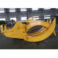 Wholesale CE Approved Mechanical Excavator Log Grapple for Komatsu PC120 Excavator from china suppliers