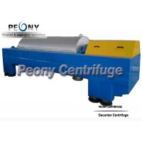 Wholesale Continuous Decanter Centrifuges 3 Phase Centrifuge Oil Sludge Separator from china suppliers