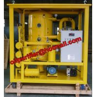 Wholesale Super High Voltage Transformer Oil Purifier Type insulation Oil Purification Machine for 200KVX,500KVA,700KVA from china suppliers