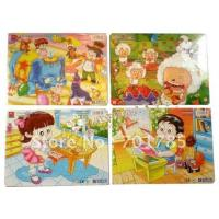 Wholesale Wooden educational toys for children 2012 from china suppliers