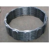 Wholesale Hot Dipped Galvanized Razor Wire,Barbed Tape, Concertina Wire, Security Wire, Fence Wire, Barbed Wire, Galvanized Razor from china suppliers