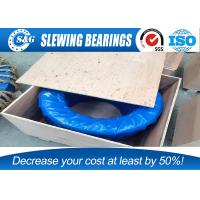 Wholesale ISO9001 High Speed Swing Bearing , Outer  Gear Rothe Erde Slewing Bearing 956x1284x182mm) from china suppliers