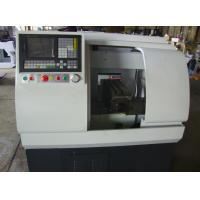 Wholesale Hard Track CNC Lathe Machine , Metal CNC Machine High Precision Cutting Drilling Milling from china suppliers