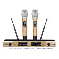LS-6100 wireless microphone system UHF IR selecta ble frequency PLL AUTOMATIC INDUCTION  competetive price rack ear