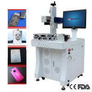 Buy cheap Triumphlaser CE FDA Manufacture Mopa Fiber Laser marking machine from Wholesalers