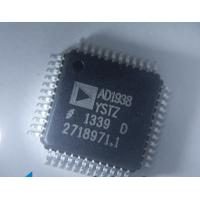 Wholesale Network Interface Chip AD1938YSTZ IC CODEC 24BIT 4ADC/8DAC 48LQFP from china suppliers