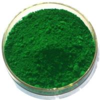 Buy cheap chrome oxide green pigment Cas 1308-38-9 Molecular formular of Cr2O3 manufacture from wholesalers
