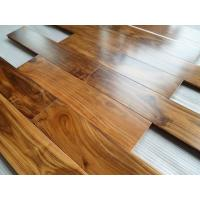 Solid asian walnut hardwood flooring