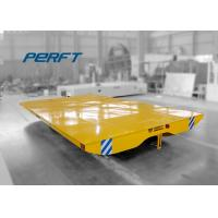 Wholesale customized industrial steel bed platform ferry transfer vehicle cart from china suppliers