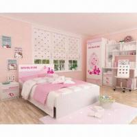 Wholesale E0 Grade Children's Bedroom Furniture/Home Product/Girls' Bedroom with Printing Designs from china suppliers