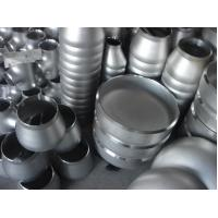 Wholesale S32760 Duplex Stainless Steel Pipe Fittings Butt Welding Elbow Tee Cap Reducer Stub End from china suppliers
