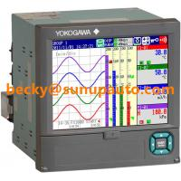 Wholesale Yokogawa Panel Mounted Paperless Recorders Value Series FX1000 6 Channels Data Loggers from china suppliers