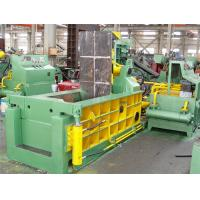 Buy cheap 9.5 Tons Scrap Baler Machine For Leftover Metals / Copper / Aluminum Y81Q - 160 from Wholesalers