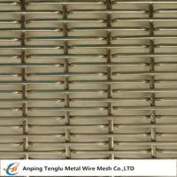 Wholesale Stainless Steel Metal Decorative Mesh for Building from china suppliers