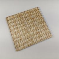 Wholesale Bamboo Style Laminating PVC Wall Panels , PVC Bathroom Wall Cladding Decoration from china suppliers