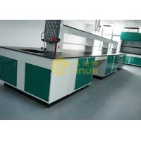 China Molded marine edge laboratory countertops for chemical engineering science on sale