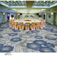 Buy cheap Indian Style PVC Carpet Flooring / Plastic Floor Covering Carpet Cut Pile from wholesalers