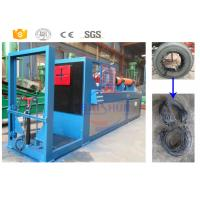 China Old Tractor Tire Recycling Equipment , Waste Tire Shredding Equipment on sale