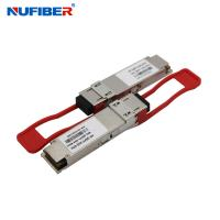 Wholesale OEM LC Connector Fiber Optical Transceiver 40G QSFP+ ER4 40km 1310nm from china suppliers