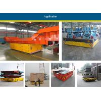 No Rail Multidirectional Cargo Carriage Heavy Die Transfer Cart