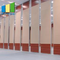 Wholesale Folding Interior Doors Operable Partition Walls Servicing For Function Room from china suppliers